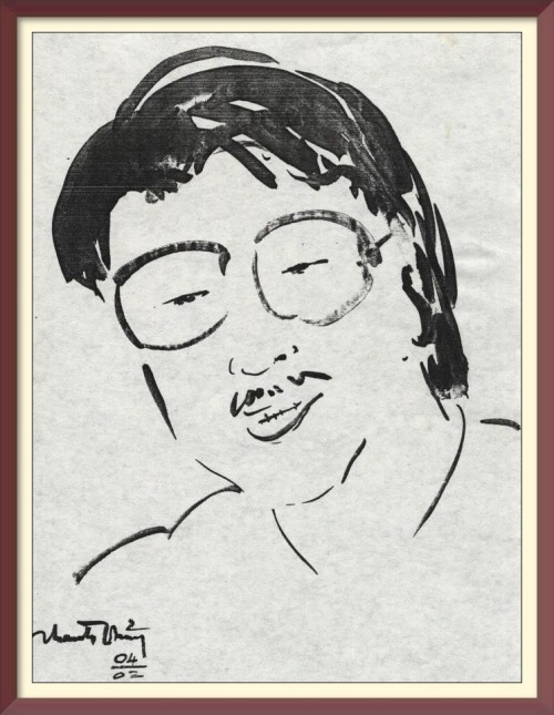 Ky Hoa - Doan Trung (framed)