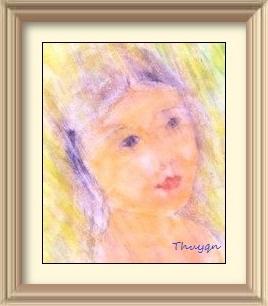 Em-Trang -Mo framed